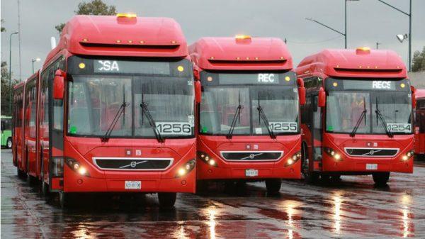 Metrobús de Tláhuac podría comenzar operaciones la próxima semana