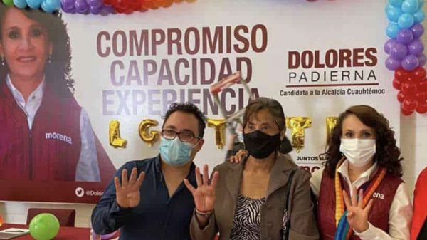 Propone Dolores Padierna Unidad de Diversidad Sexual