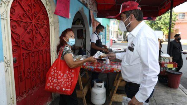 Azcapotzalco amplia programas sociales en época electoral