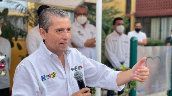 Giovanni Gutiérrez, chapulín oportunista, afirman vecinos