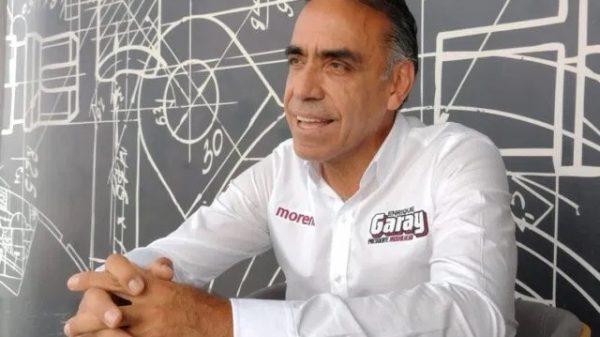 Panistas denuncian a Enrique Garay