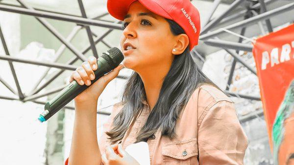 Patricia Ortiz recicla propuestas en Magdalena Contreras