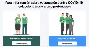 Inician validación de padrón de personal educativo para vacunación Covid-19