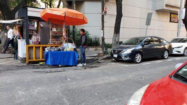 Autoridades de Benito Juárez ocultan número de ambulantes