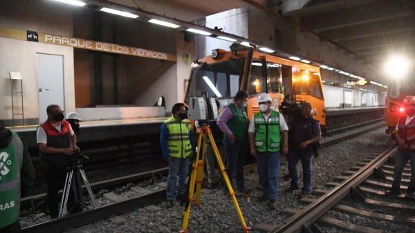 Tramo subterráneo de Linea 12, permanecerá cerrado otros 15 días