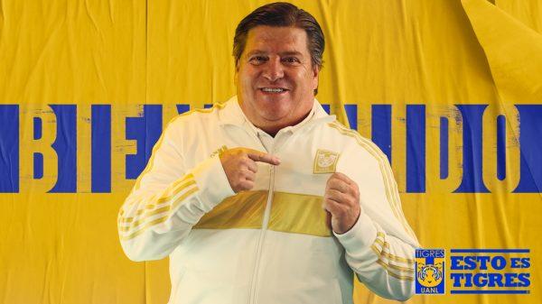 Oficial: Miguel Herrera es Tigre