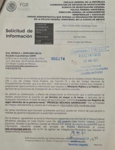 La FGR va tras Néstor Núñez