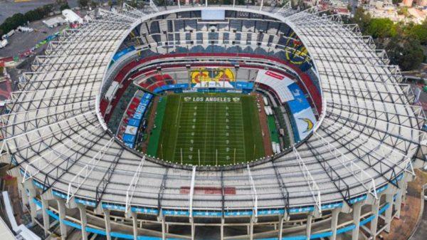 Estadio Azteca recibirá público en sus gradas