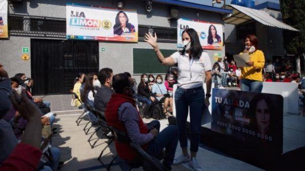 Propaganda de Limón deja basurero en Álvaro Obregón