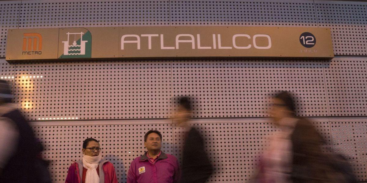 L-12 podría reanudar pronto servicio de Atlalilco - Mixcoac