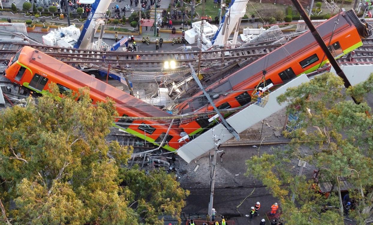 Familias de fallecidos en tragedia del Metro recibirán 650 mil pesos