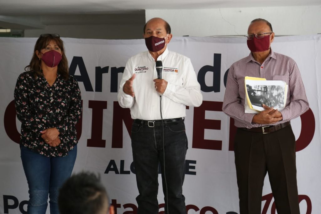 Niega Armando Quintero participación en construcción de L-12