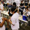 Nuevo récord de vacunas aplicadas,753,808 dosis en un día