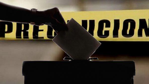 Actos vandálicos manchan elecciones en el Edomex