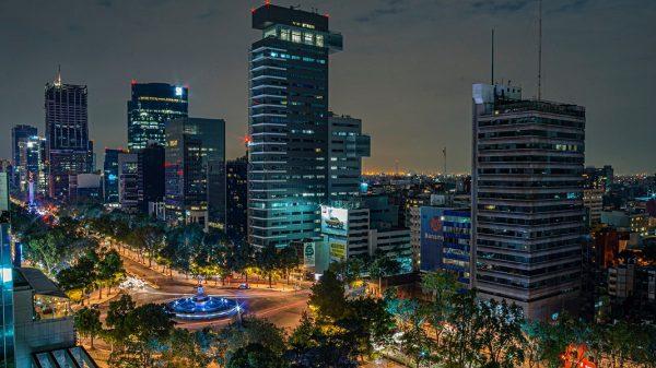 Financial Times reconoce a la CDMX como Ciudad del Futuro.
