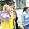 Insultan y corren a Elizabeth Mateo de mercado en Iztacalco