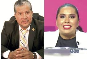 Daniel Ordóñez y Fabiola Bautista quieren anular elecciones en Iztacalco
