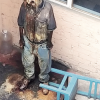 Se suicida anciano y lo hallan momificado