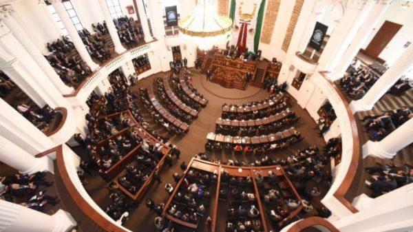Oposición le arrebata 14 Distritos a Morena por lo que el segundo Congreso de la CDMX estará dividido.