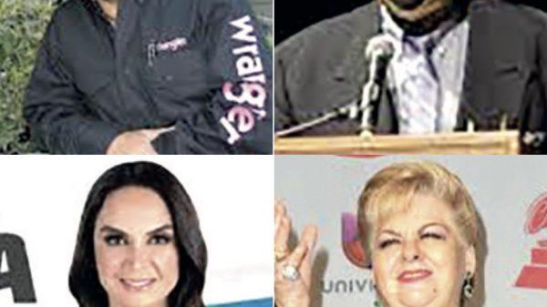 De 30 famosos que buscaron hueso político, solo 3 ganaron