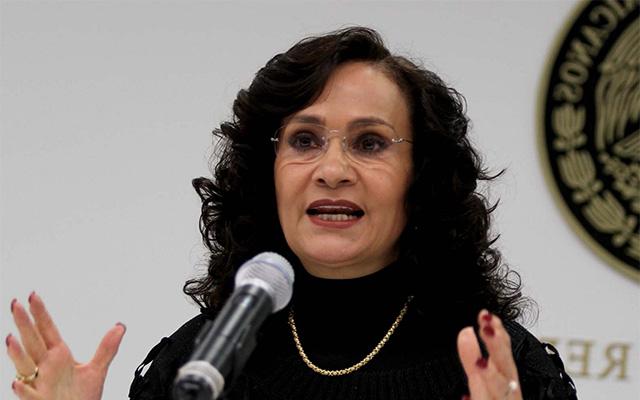 Dolores Padierna acusa fraude electoral