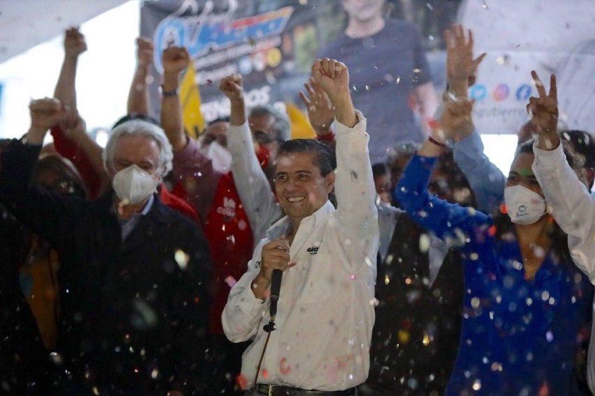 Se declaran Giovani Gutiérrez y Carlos Castillo ganadores en Coyoacán