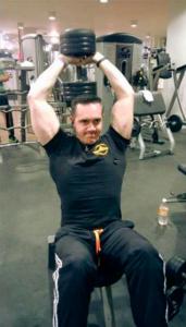 Adrían Rubalcava se instala gimnasio y lo carga al erario