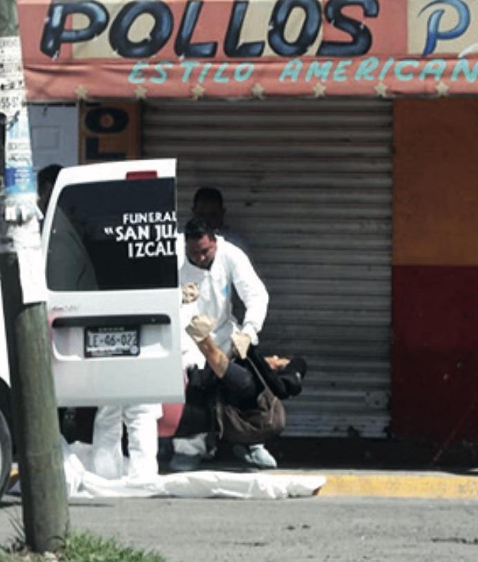 Ajustan cuentas a recluso preliberado, en Ecatepec