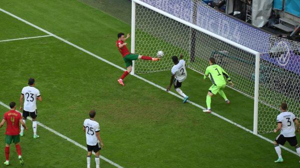 Alemania golea a Portugal en la Euro