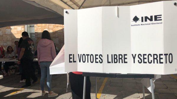 Dónde me toca votar: ubica tu casilla