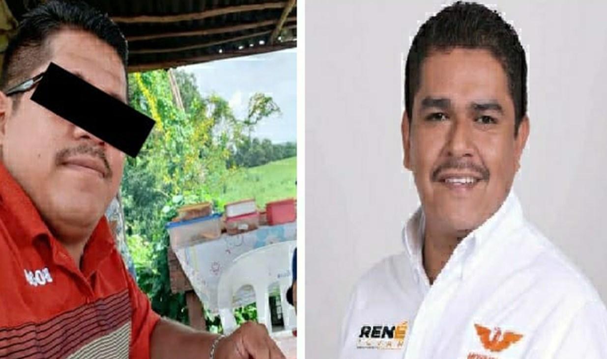 Detienen a alcalde electo de Cazones Veracruz, por asesinato de candidato
