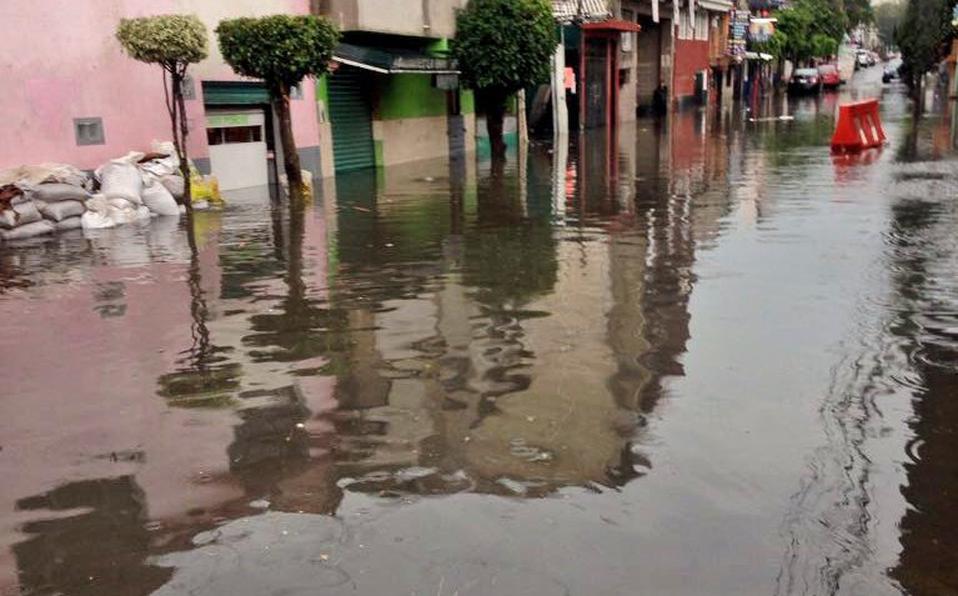 Preocupan inundaciones en Tláhuac