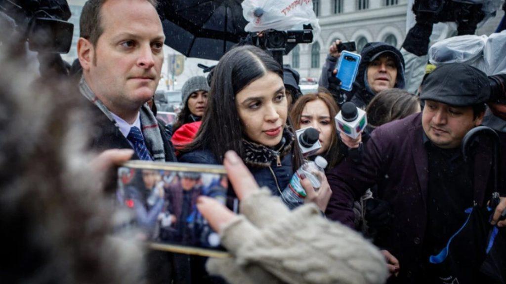 Emma Coronel se declarará culpable de ayudar al Chapo