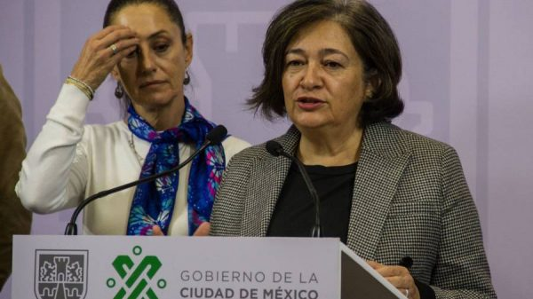 Claudia Sheinbaum no descarta relevo de Florencia Serranía