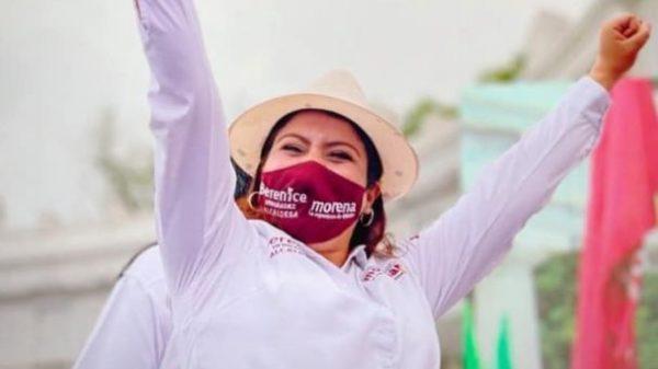 Berenice Hernández se convertirá en la primera alcaldesa en Tláhuac