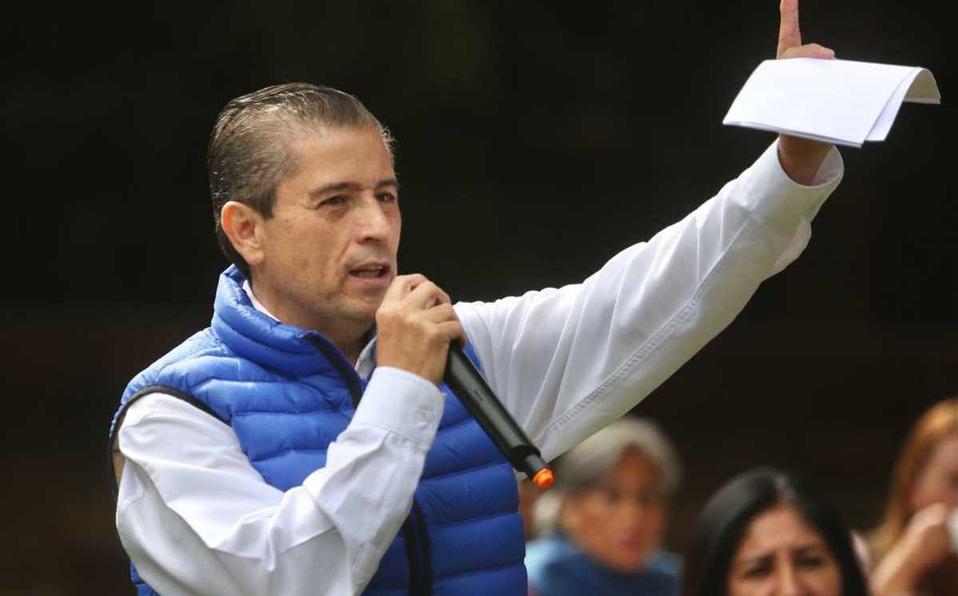 Felipe Calderón benefició a Giovani Gutiérrez