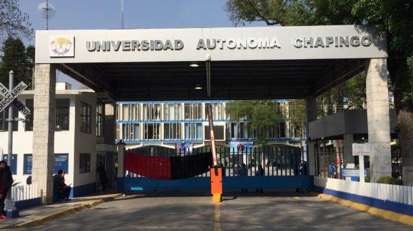 Priístas quieres sacar al directo de la Universidad de Chapingo