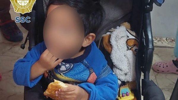 Abandonan niño en La Doctores