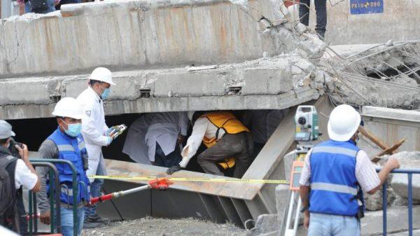 Ingenieros callan riesgo potencial en L12