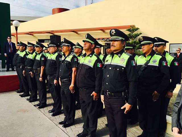 Detienen a 4 policías de Coacalco por presunto robo y lesiones a simpatizantes de Morena