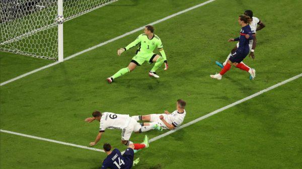 Francia vence a Alemania en Eurocopa 2021