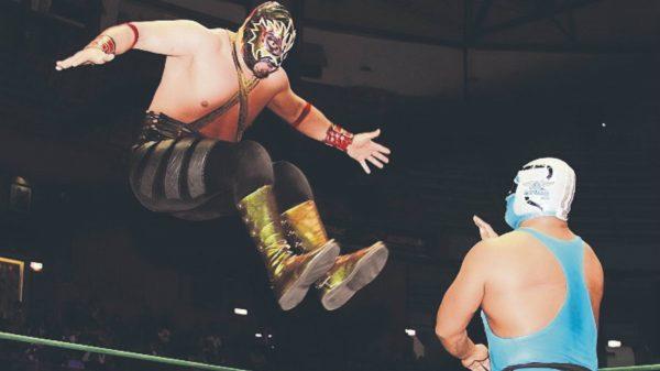 Hechicero y Stuka JR serán rivales a vencer