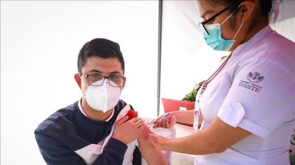 Baja California será el primer estado en concluir el 100% de vacunación covid