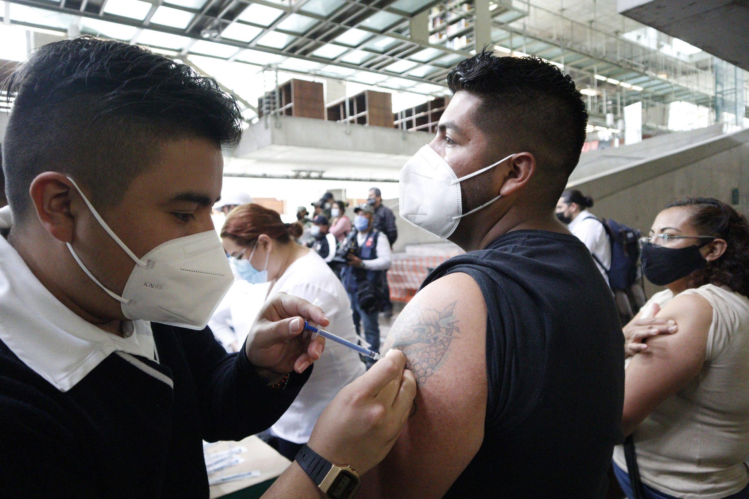 Vacunación de 18-29 años inicia próxima semana