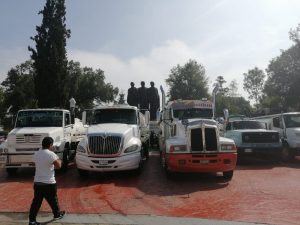 Sindicato Libertad niega apoyar bloqueos en Ecatepec