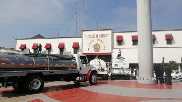 Sindicato Libertad niega apoyar bloqueos en Ecatepec y desconoce a supuestos líderes