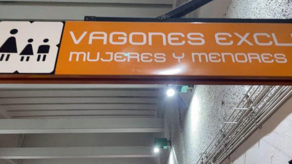 Sustituyen luminarias en Metro Tacuba