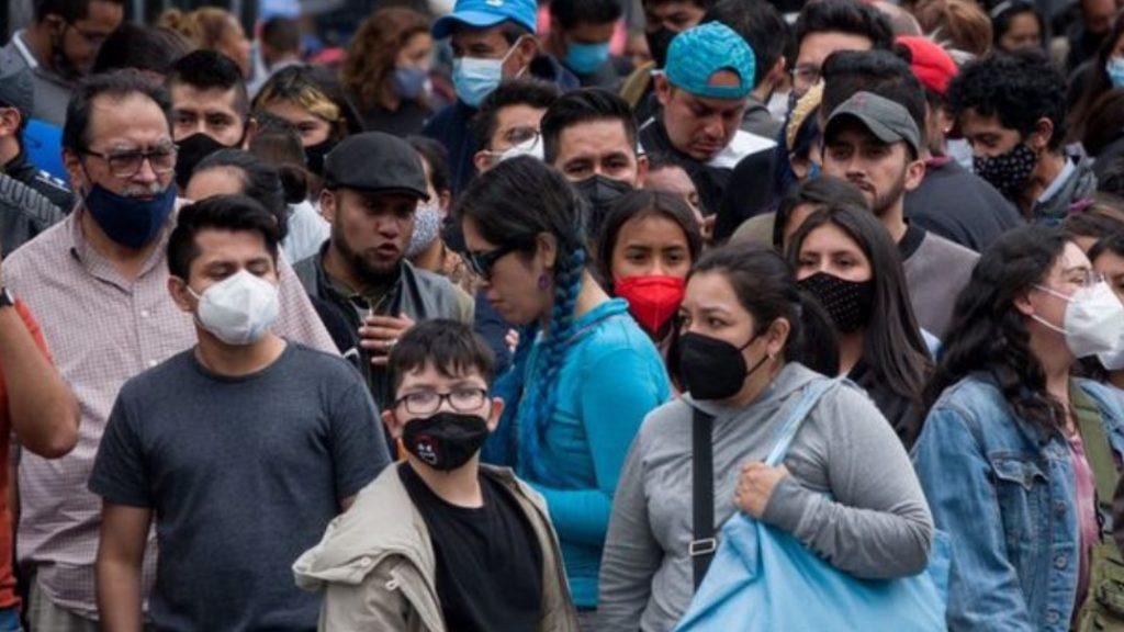 México suma 19 mil 28 casos de Covid en las últimas 24 horas