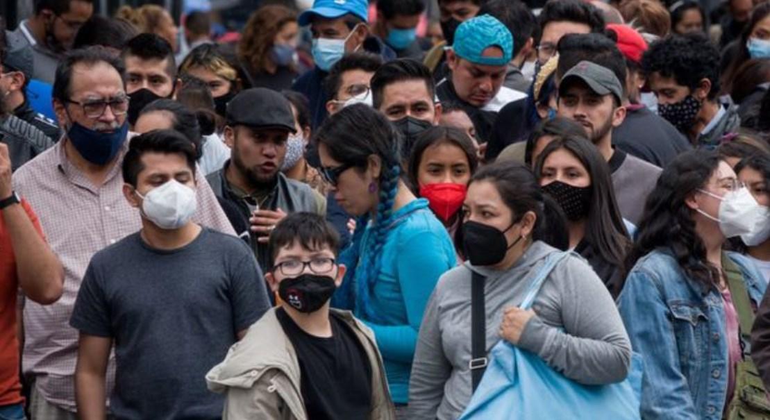 México suma 11 mil nuevos casos de Covid
