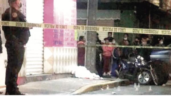 En Xochimilco matan a hombre de 7 plomazos